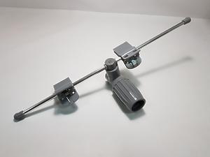 Вешалка с прищепками 1 для отпаривателя Kit Fort KT-910